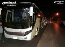 جميع انواع الباصات السياحيه ال 50 راكب للايجار