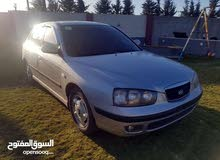 Grey Hyundai Avante 2002 for sale