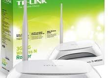 راوتر TP-Link 4G تي بي لينك جديد TL-MR3220