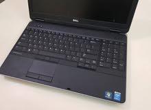 لابتوب Dell Latitude E6540