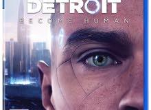 مطلوب لعبة   Detroit: Become Human عربية