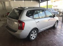 Kia Carens 2008 For sale - Silver color