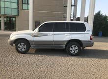 condition Toyota Land Cruiser 2007 with  km mileage