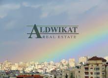 ارض سكنية للبيع في اجمل مناطق الاردن (الشميساني) , مساحة الارض 1100م