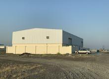 warehouse for rent.  مستودع للإيجار