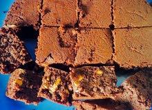 Homemade Chocolate Brownies per piece