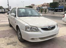 White Hyundai Verna 2014 for sale