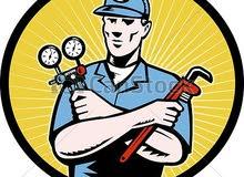 صيانة جميع أنواع المكيفات والثلاجات والغسالات الأوتوماتيك