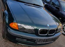 km mileage BMW 318 for sale