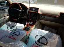 1 - 9,999 km Lexus LS 2000 for sale