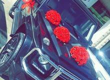 For rent a Mercedes Benz G 55 2016