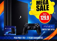 offer offer offer PS4 pro 1 Tb now in gamerzone 129.900
