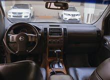 Nissan Pathfinder 2006 American specs