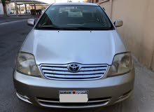 Toyota corolla 2004 1.8 for sale