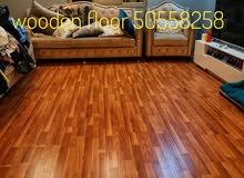 بيع وتركيب الأرضيات الخشبية والبلاستيكية الرقمية كو