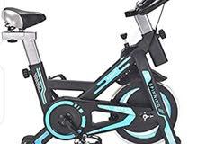 جهاز الدراجة الرياضية الثابته المميزه للياقة والتنحيف