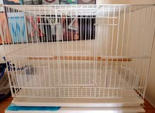 2 bird cages for sale