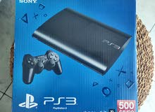 PS3 500GB and Games