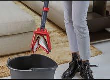 المساحه الذكيه الدوارة - Twist flat mop