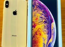 IPhone XS Max 256GB GOLD Just Little Bit Used Urgent For Sale Water Proof With Full Box Accessories