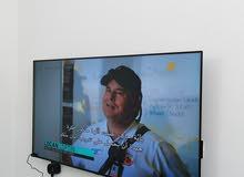 للبيع تلفزيون 55 بوصة ال جي   oled 4k hdr smart cx نظيف جدا استعمال يومين فقط