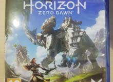 لعبة horizon zero dawn  للبيع