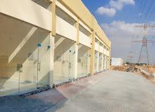 4  محلات تجارية جديده للبيع على شارع الزبير مباشرة فى عجمان الياسمين PRO