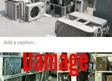 #buying damage, used and escrap AC, copper  and compressor  #call/whatsApp on:-