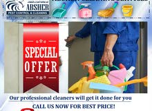 CLEANING SERVICES (WEEKEND OFFER)