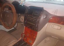 ليكزس 430 لون ابيض موديل 2001
