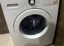 Samsung diamond washing mechine 6kg 1200rpm used for few months no problems