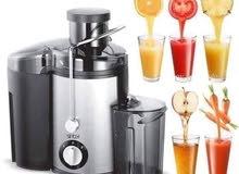 عصارة الفواكه والجزر و الرمان و التفاح وغيرها سينبو الكهربائية منزلية Sinbo juicer