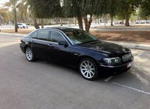 """BMW 745IL 2006 - """"OLD FAITHFULL"""" FOR SALE 225000 kms No accidents!"""