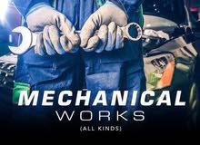 ميكانيكي وكهربائي سيارات