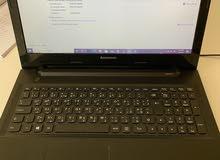 Lenovo G50-80 Laptop  Intel Core i3-5005U CPU   2.00Ghz