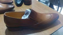 pure leather hand made shoes