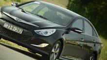 Hyundai Sonata hybrid 2012    ROYAL