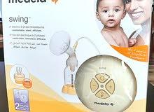 Breast Pump-portable (Medela Swing-Made in Switzerland)