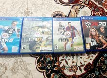 PS4 GAME FOR SALE - العاب سوني 4 للبيع