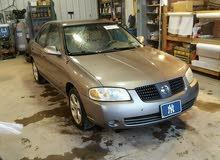 Gasoline Fuel/Power   Nissan Sentra 2006