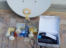 أدوات إستقبال القنوات الفضائية