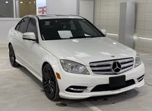 Available for sale! 100,000 - 109,999 km mileage Mercedes Benz C 300 2010
