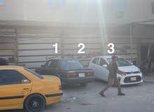 محلات للأيجار عدد (3)