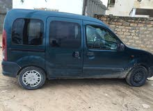 For sale 2000 Green Kangoo