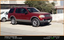 Ford Explorer made in 2002 for sale