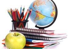 اعطاء دروس خصوصية في المواد العلمية باسعار مدروسة