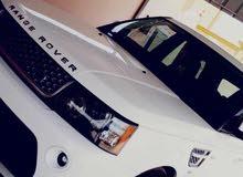 For sale 2010 White Range Rover Sport