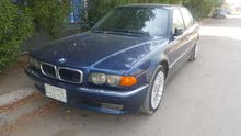 1998 BMW in Baghdad