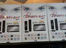 رسيفرات infinity HD 4k 9977 IPTV