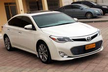 White Toyota Avalon 2014 for sale